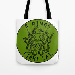Fight Lab 1 Tote Bag