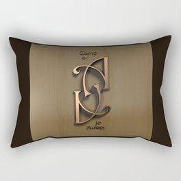 Game of A  Rectangular Pillow