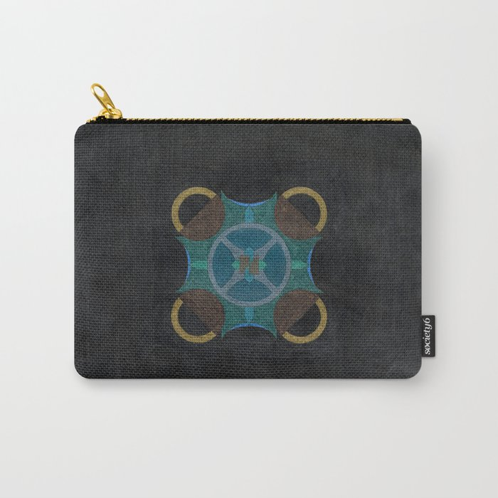 buckle Carry-All Pouch