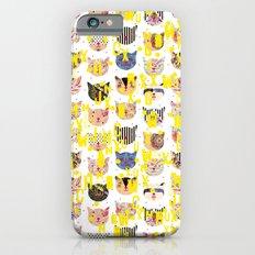 c.c. y.y. w.w. iPhone 6s Slim Case