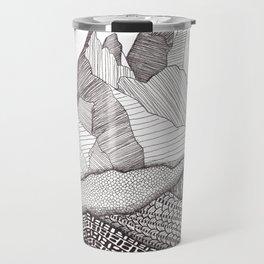 Patterns on Patagonia Travel Mug