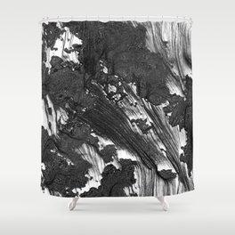 Breath 2 Shower Curtain