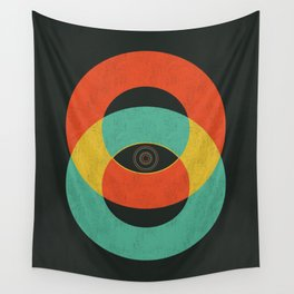 Double Vision Wall Tapestry