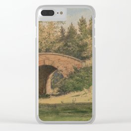 ALBERT NIKOLAYEVICH BENOIS (RUSSIAN 1852-1936) Ilyinskoye Selo, Yaroslavl Oblast, 1899 Clear iPhone Case