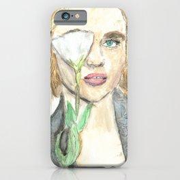 The Tulip Queen iPhone Case