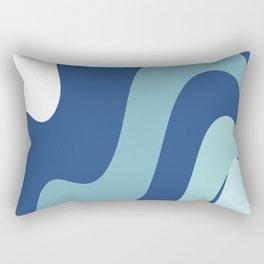 UNDINE- Water Rectangular Pillow