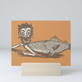Great Sea Monsters Navigations Mini Art Print