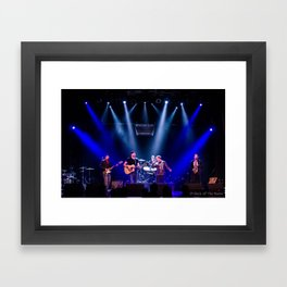 Eclectic Revival in their element Framed Art Print