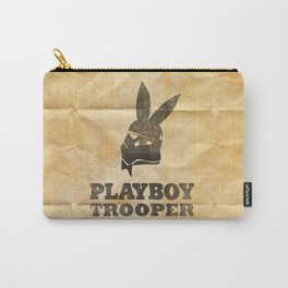 playboy trooper  Carry-All Pouch
