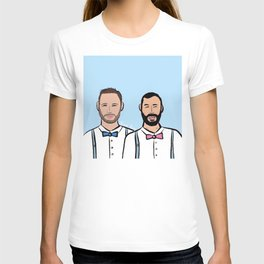 Beard Boy: Markus & Javi T-shirt