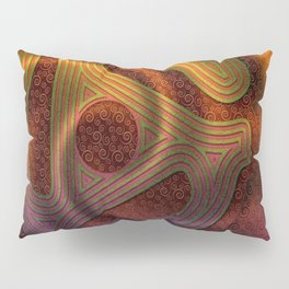 Let The Music Play Pillow Sham