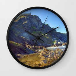 San Juan de Gastelugatxe Wall Clock