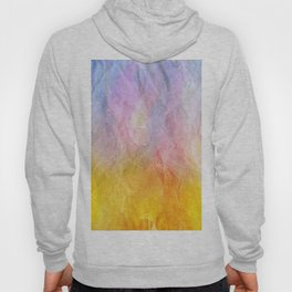 Crumpled Paper Textures Colorful P 209 Hoody
