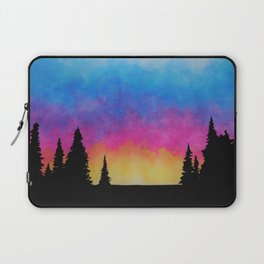 Saturated Sunset Laptop Sleeve