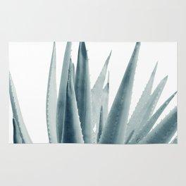 Agave Blue Vibe #1 #tropical #decor #art #society6 Rug