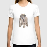 r2d2 T-shirts featuring R2D2 by colleencunha