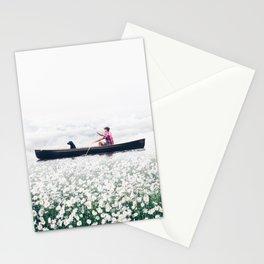 Magic Lake Stationery Cards