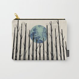 Little black forest Carry-All Pouch