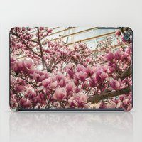 dc iPad Cases featuring DC Blossoms  by Ashley Hirst Photography