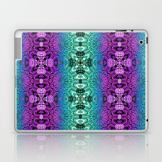 Meditative Garden Laptop & iPad Skin