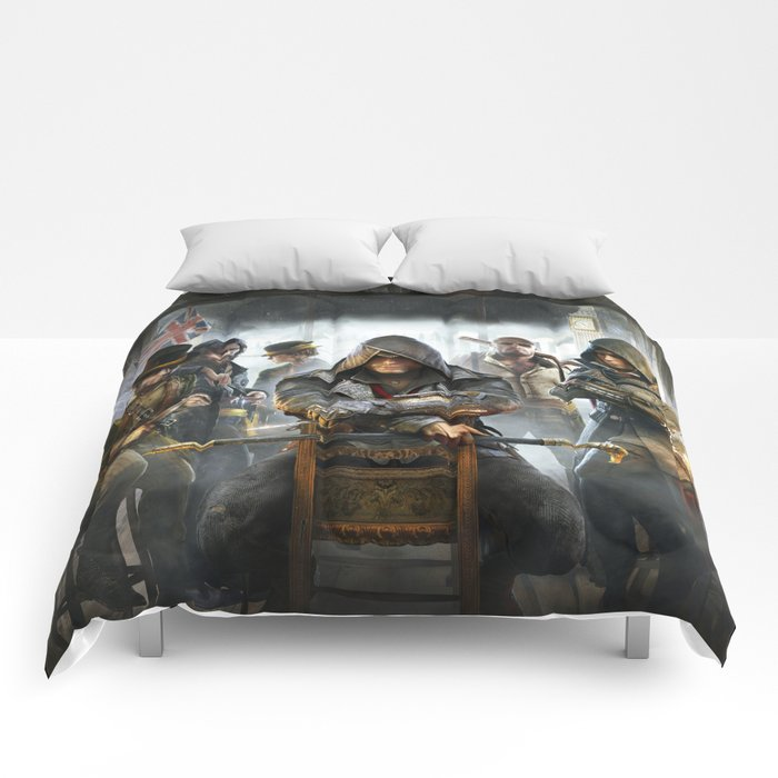 Assassin's Creed Group Comforters