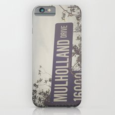 Mulholland Drive iPhone 6s Slim Case