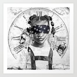 Matter of Time Art Print