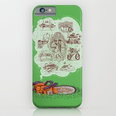 The Dreams of the Wonder Chainsaw iPhone 6s Slim Case