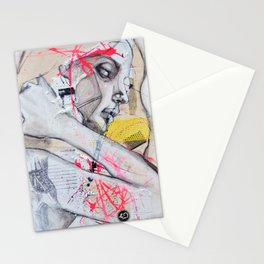 Have you Ever Hurt Someone You Loved? Stationery Cards