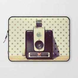 Vintage Camera Love: Kodak Hawkeye Flash! Laptop Sleeve
