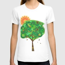 Be Like A Tree T-shirt