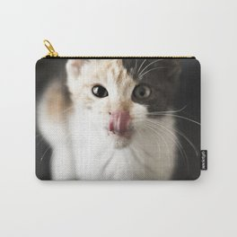 Kitty Noms Carry-All Pouch