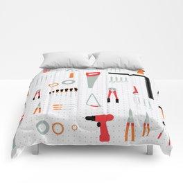 Tool Wall Comforters