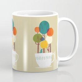 Life in a cup Coffee Mug