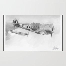 spitfires Rug