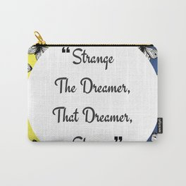 Strange The Dreamer Carry-All Pouch