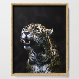 Jaguar Serving Tray