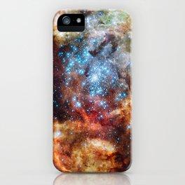Tarantula Nebula iPhone Case