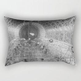 (9) german engineering - hindenburg Rectangular Pillow