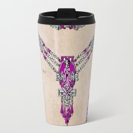 patent Necklace or the like Travel Mug