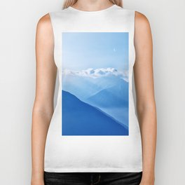 Italian Alps #society6 #decor #buyart Biker Tank