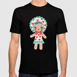 Bunka Dolls T-shirt