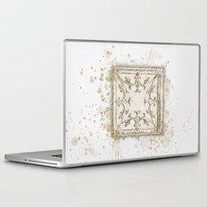 Vintage Tin Sketch Laptop & iPad Skin