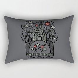 Lust & Lewdness Inducing Vicious Medieval Carnage Rectangular Pillow