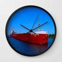 CSS Assinboine Wall Clock