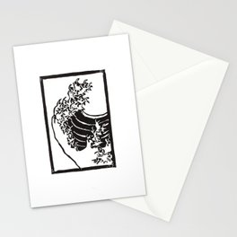 The Great Wave Of Kanagawa Stationery Cards