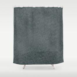 PPG Night Watch, Liquid Hues, Abstract Fluid Art Design Shower Curtain