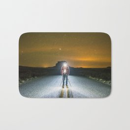 Close Encounters Bath Mat