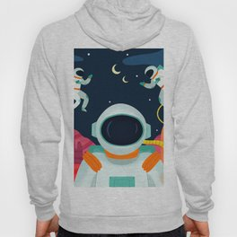 Mission To Mars Hoody