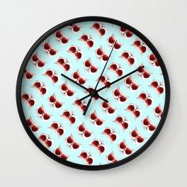 Lord Aries Cat - Pattern 004 Wall Clock